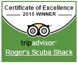 Trip Advisor Certificate of Excellence - 2015